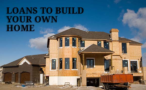 New Home Construction Loans San Antonio