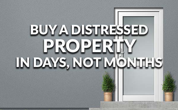How Do I Find Distressed Properties For Sale