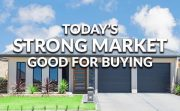 Today's Strong Market Good For Home Buying
