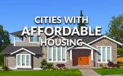 Cities With Most Affordable Homes
