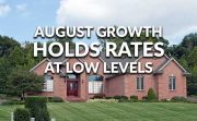 August Job Growth Could Lead To Low Rates