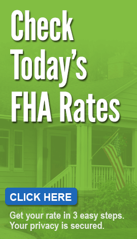 Check FHA streamline refinance rates