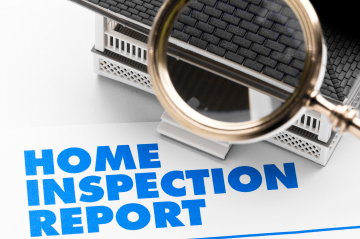 What happens during the home inspection?