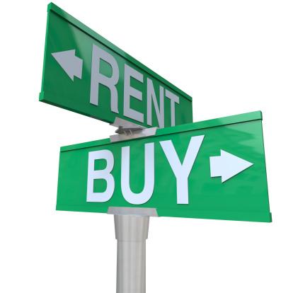 rent buy