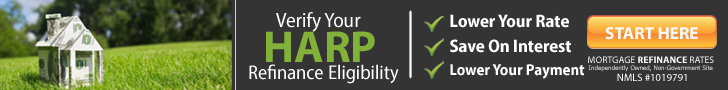 Get your HARP interest rate | MyMortgageInsider.com