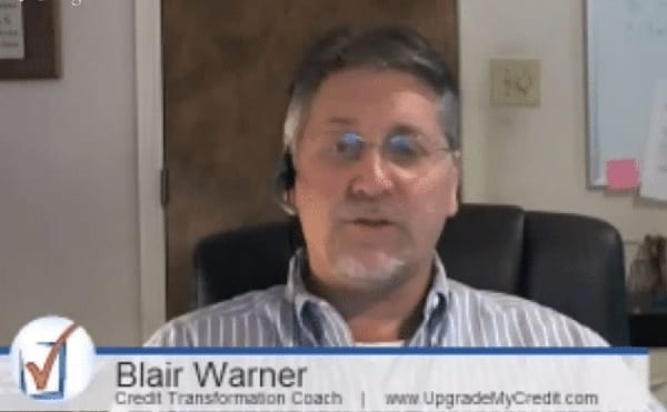 Interview with Blair Warner for credit repair tips