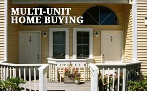 Duplex Triplex or Fourplex mortgage options