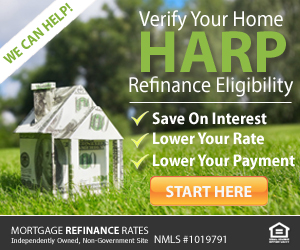 HARP rates and savings