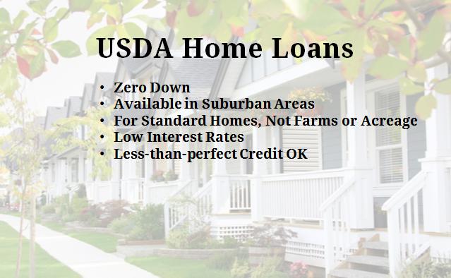 Homes Available For Usda Loans | Mortgagelendersinpennsylvania