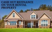 New rules for investment property cash out refinances