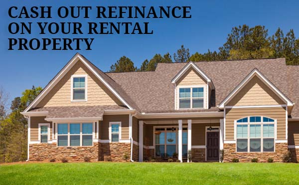 Refinancing investment property