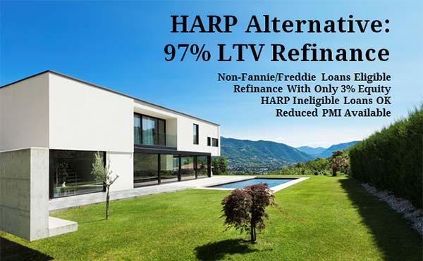 Conventional 97 refinance: HARP 3.0 alternative