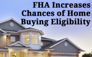 FHA loans help these types of borrowers
