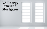 VA energy efficient mortgage