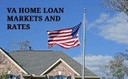 VA home loan rates and markets