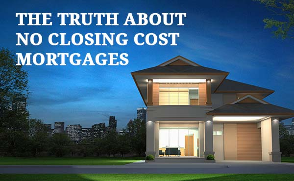 No Closing Cost Refinance