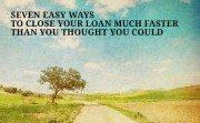 Close Your Loan Faster - a Mortgage Haiku
