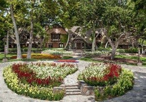 Michael Jackson's Neverland Ranch is up for sale. Price: $100 million. Photo: Zillow.
