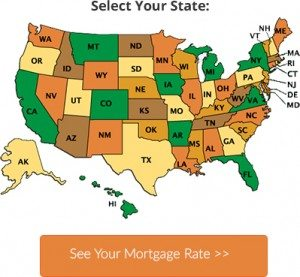Select Your State - Home Purchase