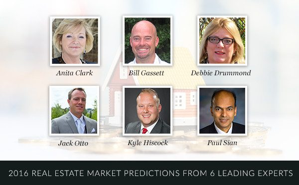 2016 Real Estate Trends and Predictions from 6 Experts