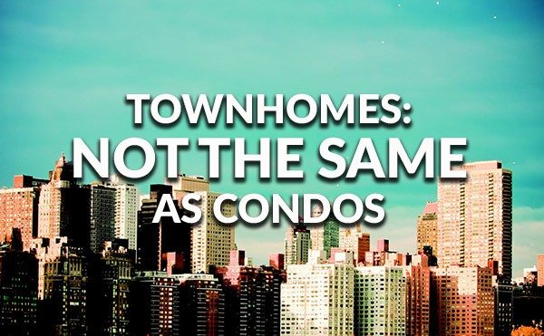 How to get a loan for a townhome or condo