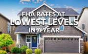 FHA Rates At Low Levels Ellie Mae April 2016