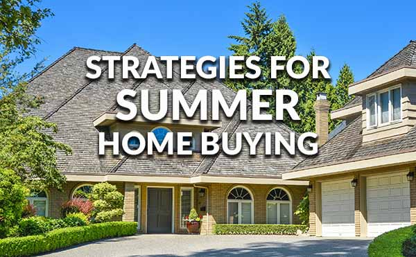 Summer Home Buying 2016
