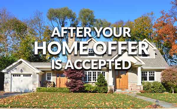 What To Do After Your Offer Is Accepted 2016 & What To Do After Your Offer On A Home Is Accepted
