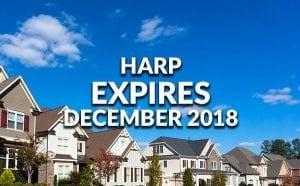 HARP expires 2018