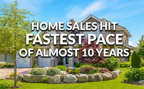 Existing Home Sales Record Pace January 2017