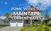 Fed Votes To Maintain Rates While Economy Grows 2017