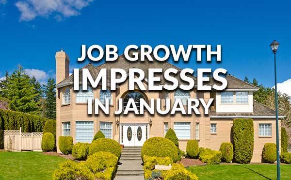 January Non Farms Rising Mortgage Rates 2017