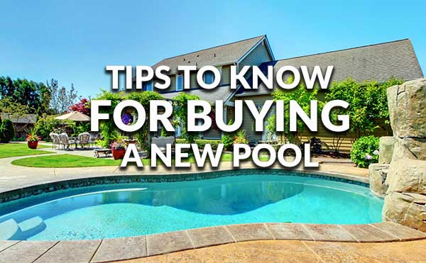 Tips for financing a pool for Pool financing