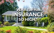 Why is FHA mortgage insurance so high?