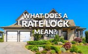 When Should I Lock In My Mortgage?