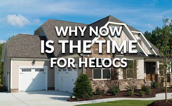 HELOCS growing in popularity