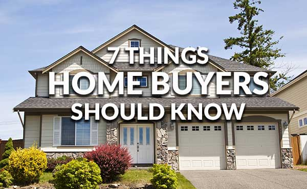 7 things to know before buying a home for Things you need for a house