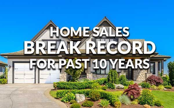 Existing home sales April 2017