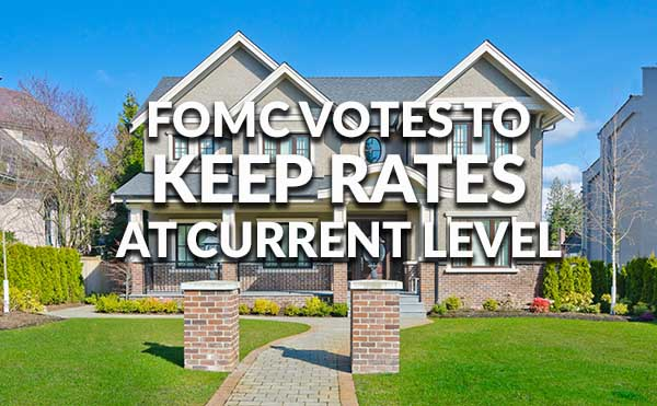 Fed Votes To Keep Their Rate Unchanged May 3 2017