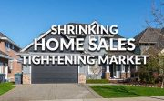 Existing Home Sales Tighten As Summer Approaches