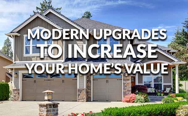 Top Modern Upgrades That Gain Biggest Resale Value