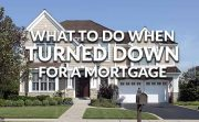 turned down for mortgage
