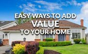 Four Ways to Increase Your Home's Value
