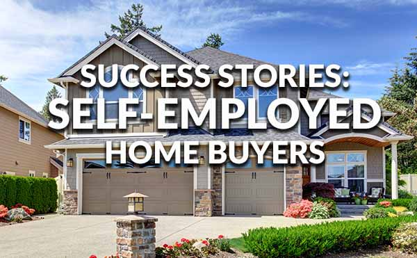 Real Life Success Stories – Self-employed People Who Got a Mortgage