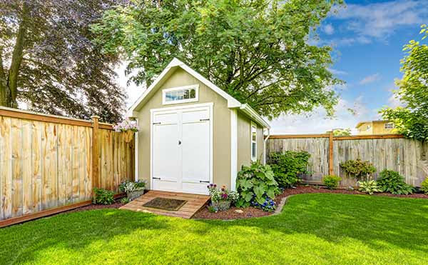 Loans to finance a shed renovation