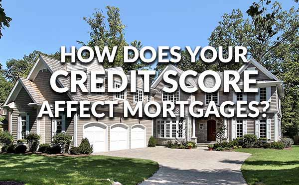How does your credit score affect your mortgage eligibility?