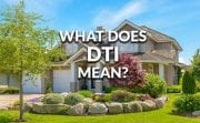 Debt-to-income ratio and what it means to a home buyer
