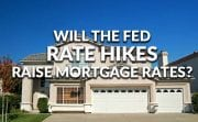 Will a rate hike increase mortgage rates?