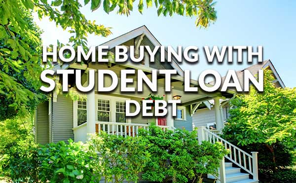 buying wtih student loan debt