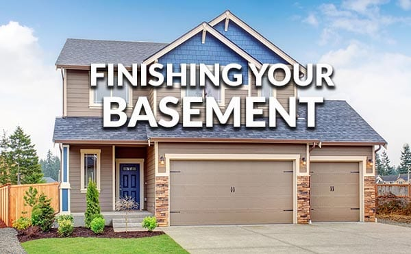 Tips for finishing out your basement with a remodel
